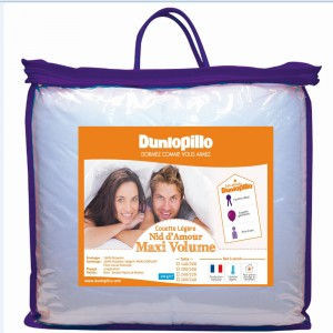 COUETTE Nid d' amour  200gm²+300 gm²
